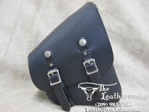 312XR Right Side Leather Solo Bag