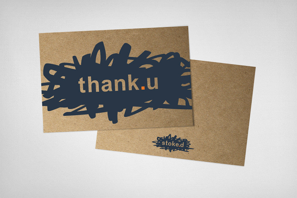 stoke.d thank you cards