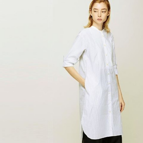 NICO Rye Shirt Dress