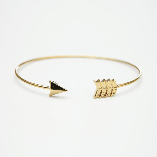 Seymour Arrow Bangle