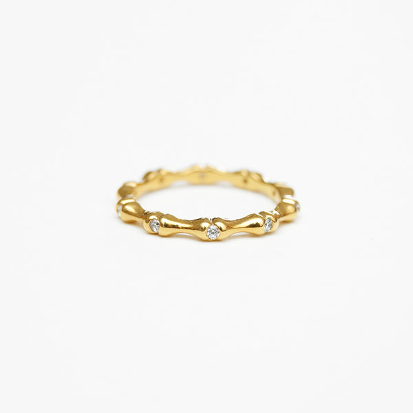 Seymour Bamboo Ring