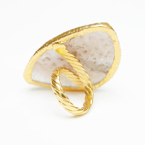 Seymour Druzy Ring