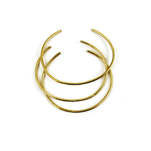 Laurel Hill Contour Cuffs
