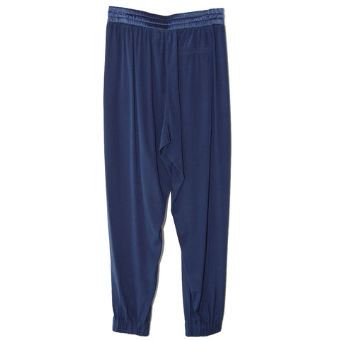 Ramy Brook Crop Pant in Navy