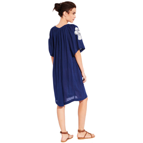 Roberta Roller Rabbit Odelia Dress in Blue