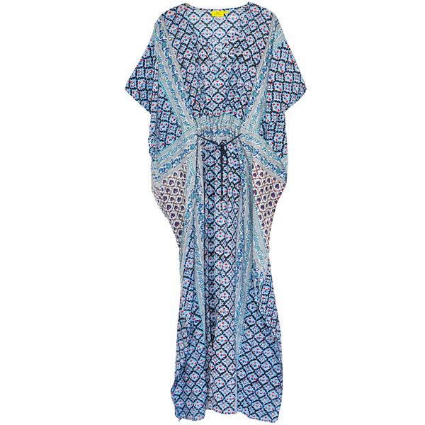 Roberta Roller Rabbit Kiran Kaftan in Tapati Mix