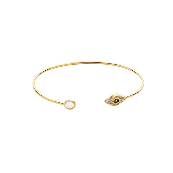 Tai Evil Eye Bangle
