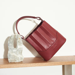 Pitt | Crossbody in Campari