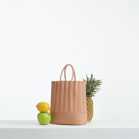 aPail (Pint) | Bucket bag in Rose Pink