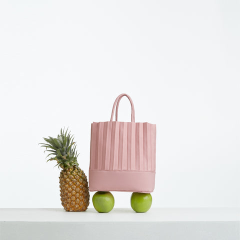 aPacklet (Regular) | Handbag in Rose Pink