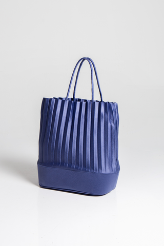 aPacklet (Large) | Handbag in Midnight Blue