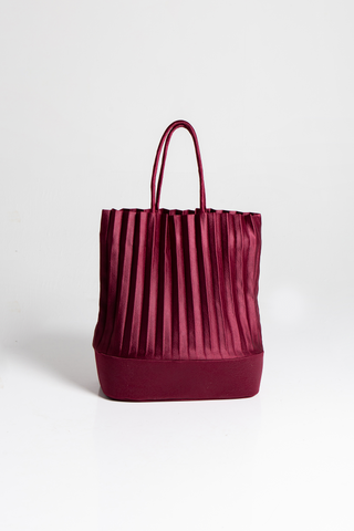 aPacklet (Large) | Handbag in Oxblood