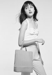 aPacklet (Regular) | Handbag in White