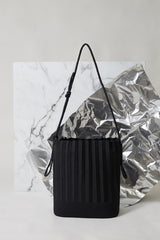 aPaddy | Bucket bag in Black