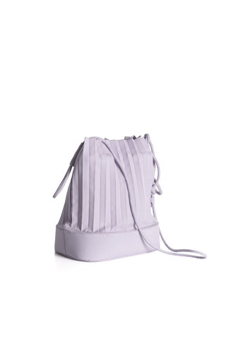 aPaddy | Bucket bag in Dusty Violet