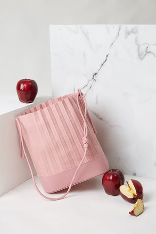 [BO] aPaddy | Bucket bag in Rose Pink