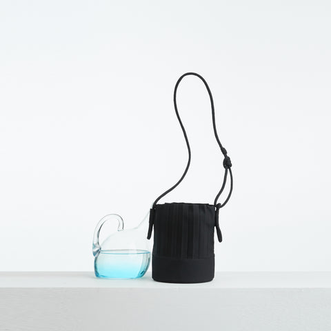 aPail (Pint) | Bucket bag in Dark Grey