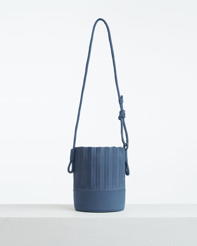 aPail (Pint) | Bucket bag in Marine Blue