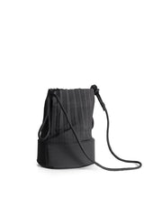 aPail | Bucket bag in Black
