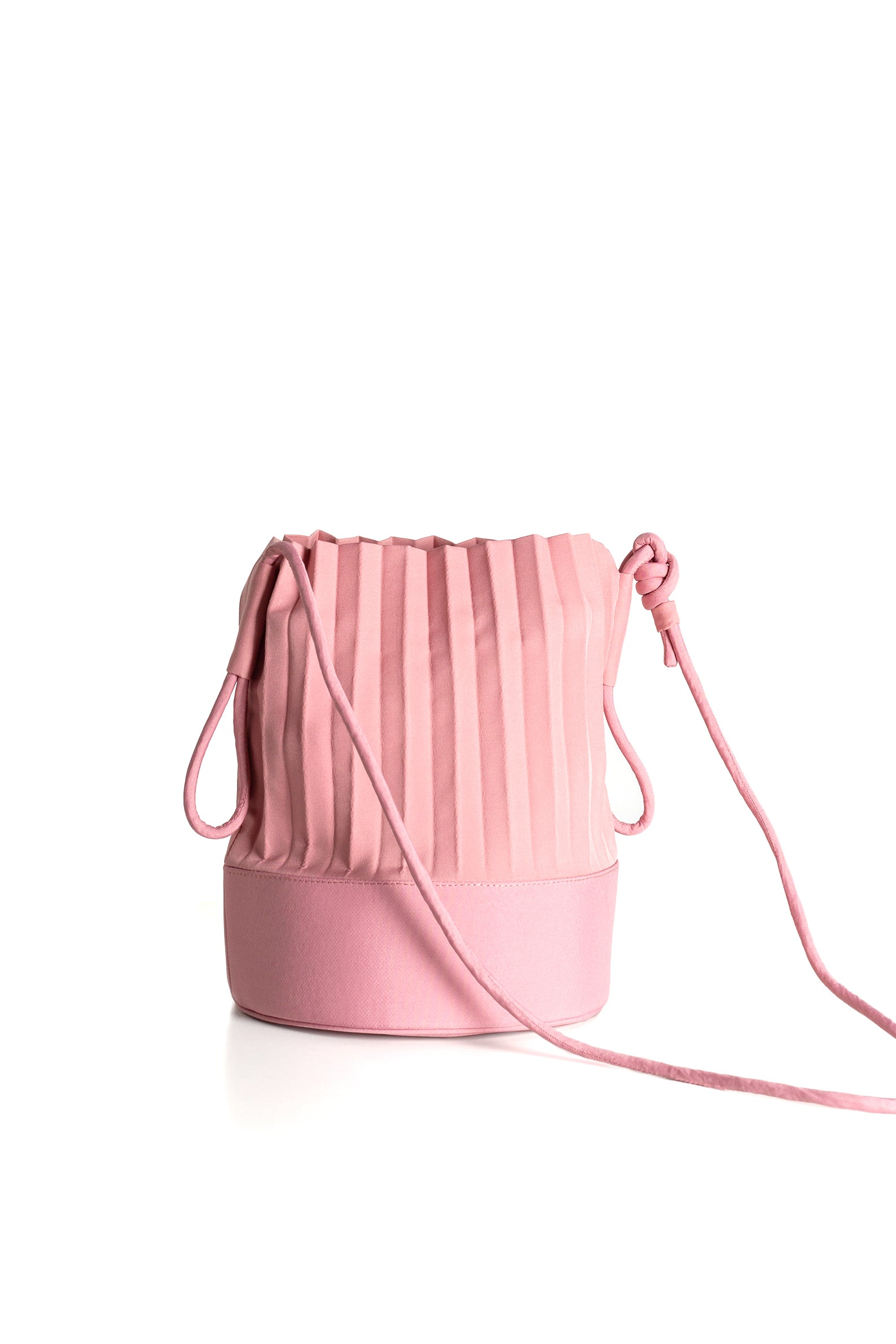 aPail | Bucket bag in Rose Pink