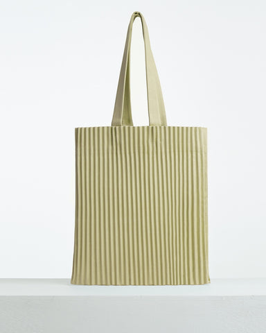 aPulp (Satin) | Tote bag in Pink Gold