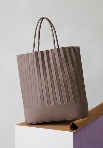 aPacklet (Large) | Handbag in Light Grey
