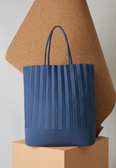 aPacklet (Large) | Handbag in Marine Blue
