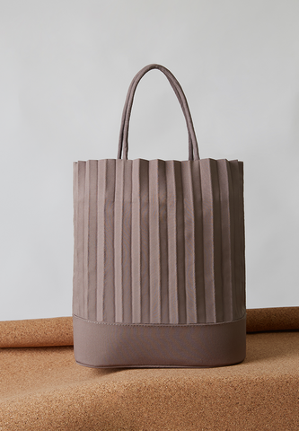 aPacklet (Regular) | Handbag in Light Grey
