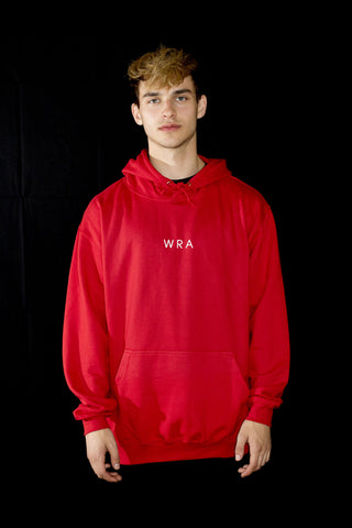 Classic WRA Big Rabbit Reverse Logo Red