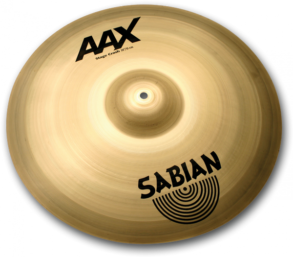 Sabian AAX 20 in. Stage Ride Cymbals 22012X