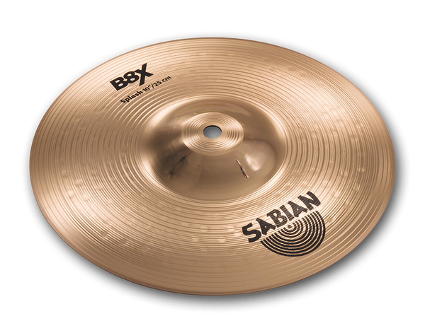 Sabian B8X 10 in. Splash Cymbals 41005X