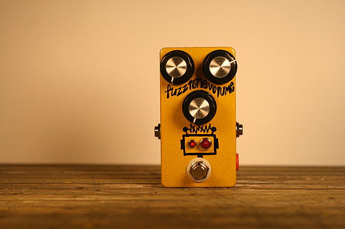 Hungry Robot The Hungry Robot Fuzz FZ