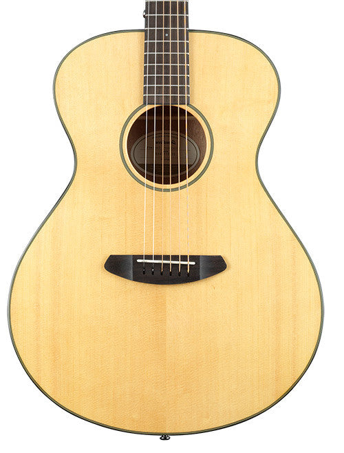 Breedlove Discovery Concert Left Handed Acoustic Guitar, Gloss with Gig Bag