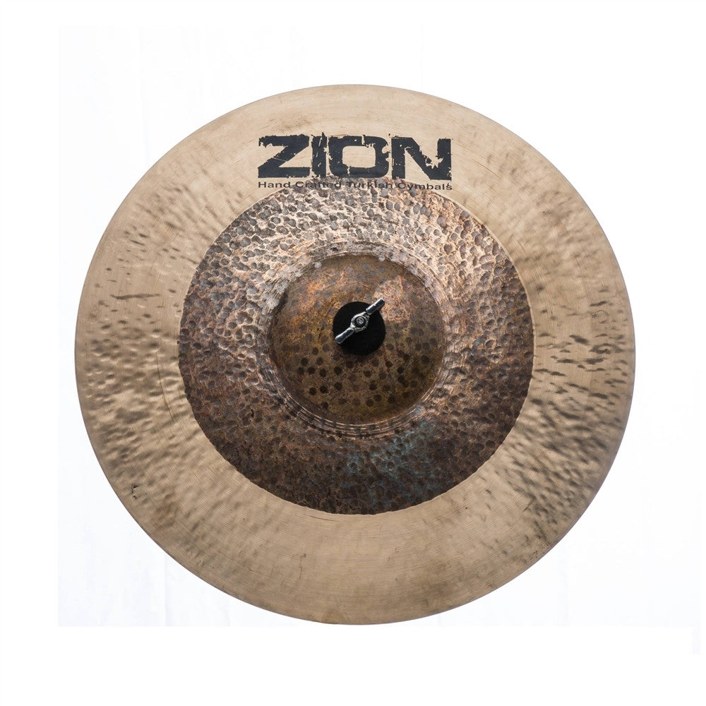 Zion Cymbals Epic Dark Series Medium Thin - 10in Splash