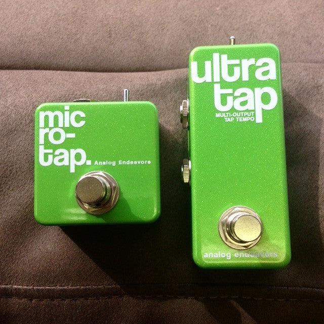 "Analog Endeavors Ultra Tap ""Coming Hour Green"""