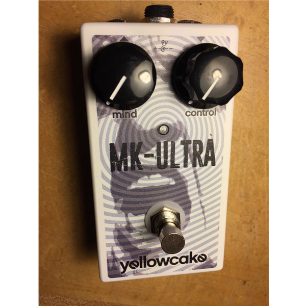 Yellowcake Pedals MK-ULTRA