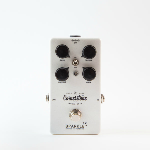 Cornerstone Sparkle - Dynamic Overdrive