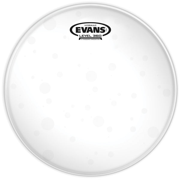 Evans Hydraulic Glass Clear 13 in. Tom Drumheads TT13HG