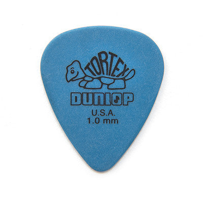 Dunlop Tortex 1.00mm Regular 12-pack 418P100