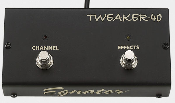 Egnater Amps Tweaker 40 112 - 40-Watt Two Channel 1x12in Combo - Elite GH50 Loaded