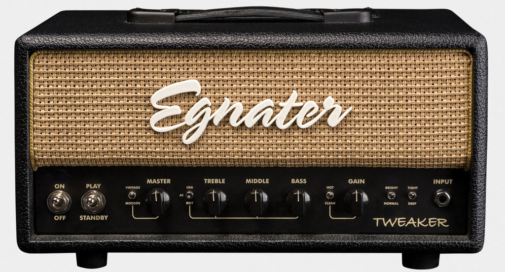 Egnater Amps Tweaker 15-Watt One Channel Tube Head