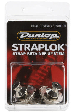 Dunlop Nickel Straplocks SLS1031N
