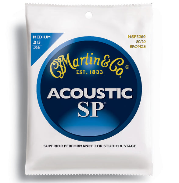 Martin SP 80/20 Bronze Light Strings MSP3200
