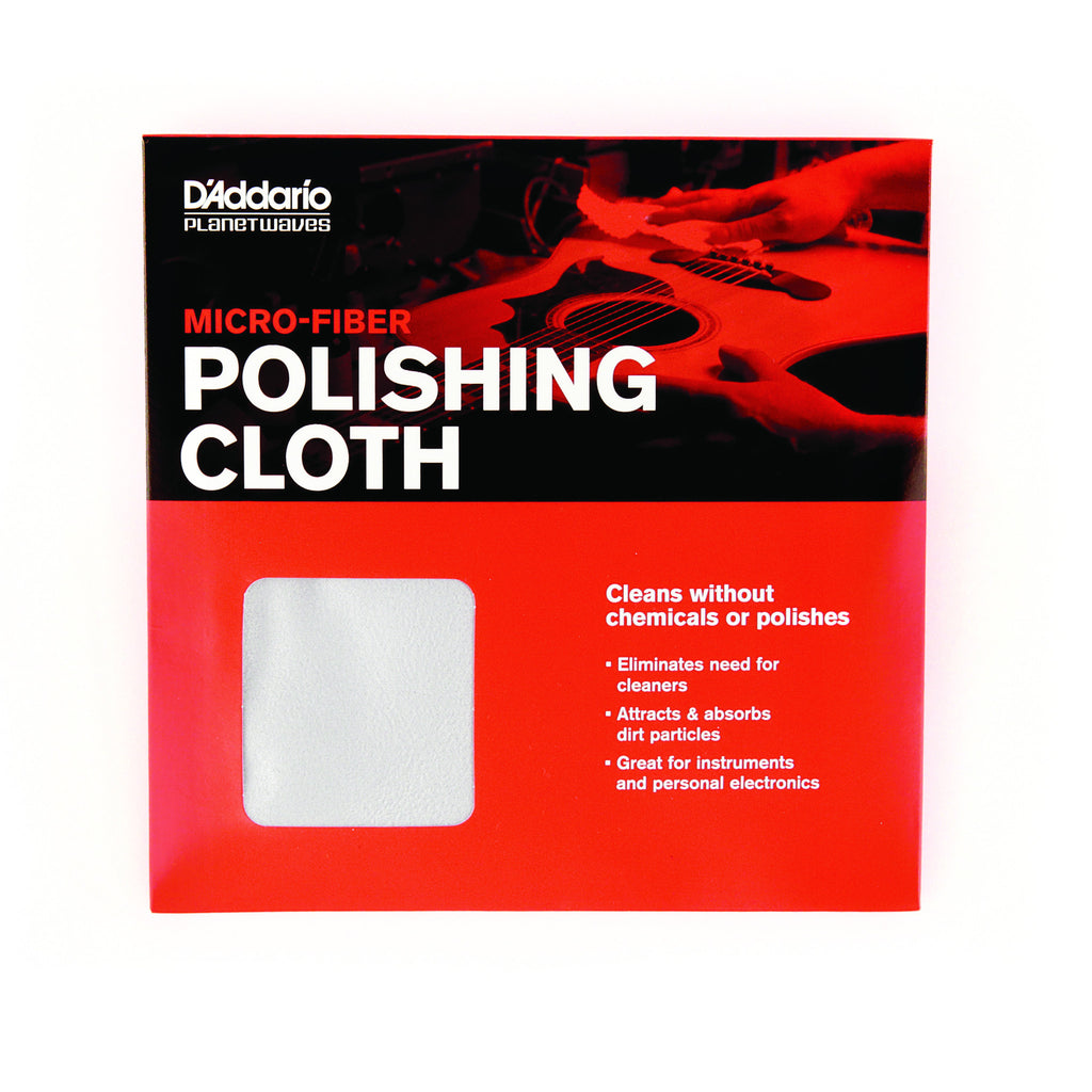 Planet Waves Microfiber Polish Cloth PW-MPC
