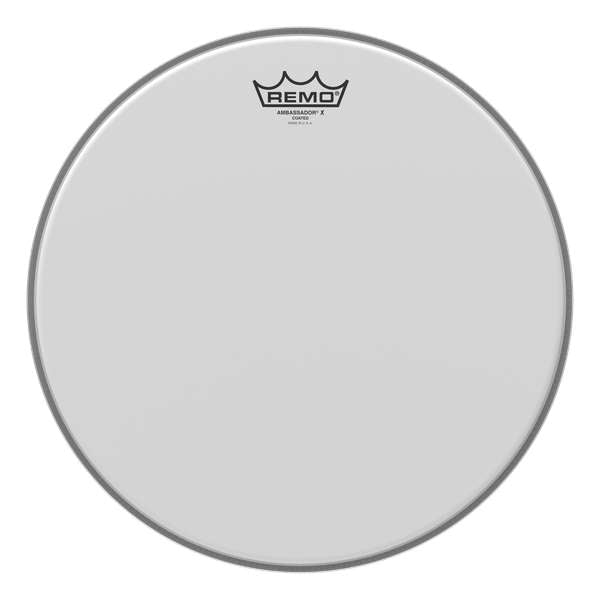 "Remo AX-0113-00 Ambassador X Coated 13"" Drum Head"