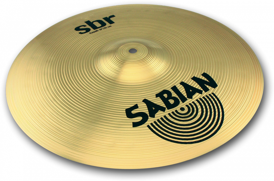 Sabian SBR 16 in. Crash Cymbals SBR1606