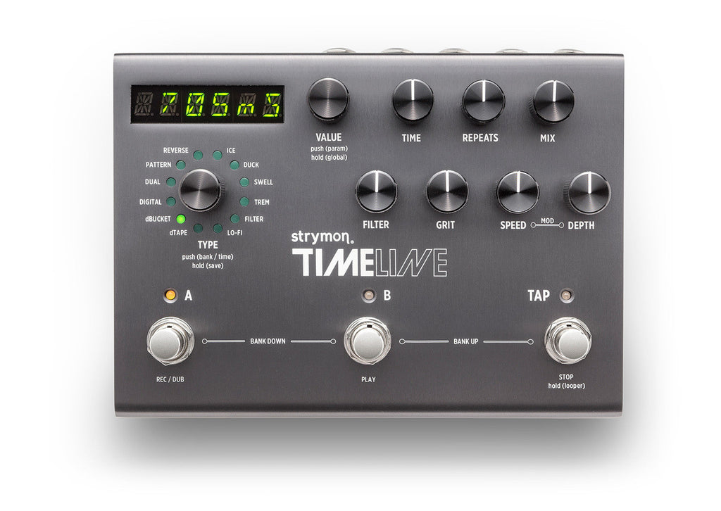 Strymon TimeLine - Multidimensional Delay