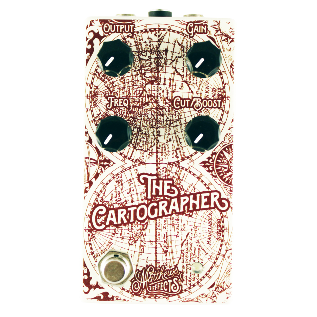 Matthews Effects The Cartographer Parametric Overdrive