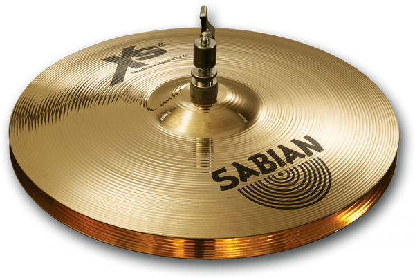 Sabian XS20 14 in. Medium Hi-Hats Cymbals XS1402B