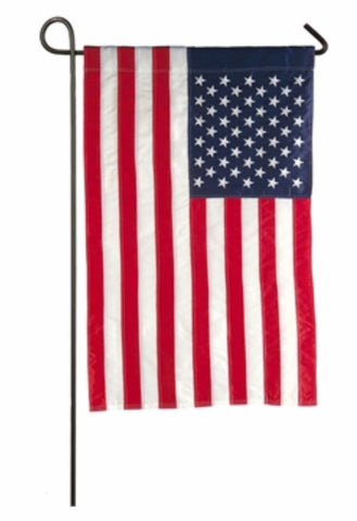 American Stars and Stripes Garden Flag